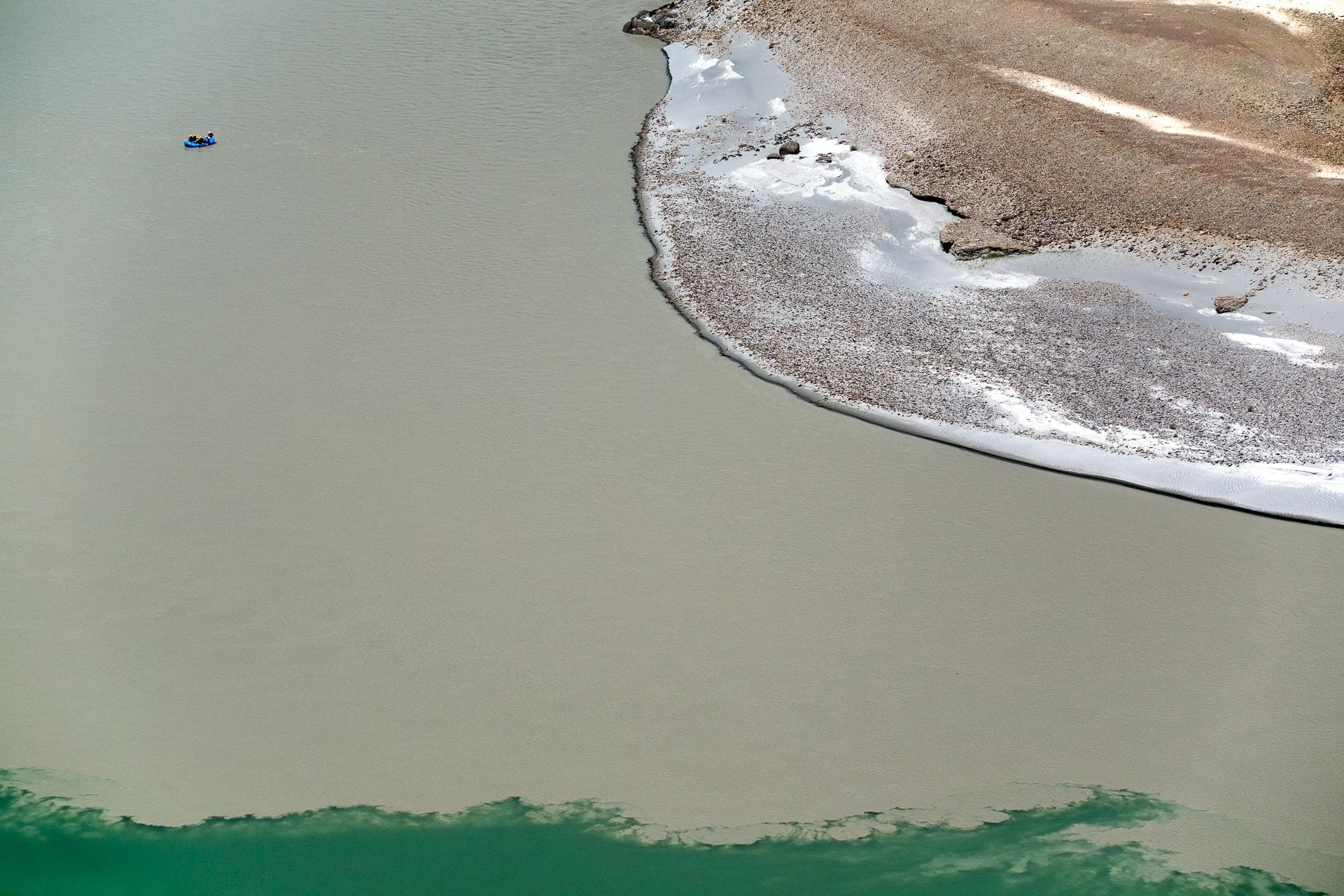 Indus i Zanskar