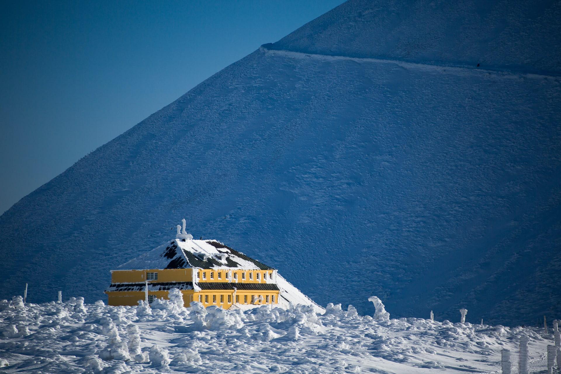 Śnieżka-schronisko Dom Śląski