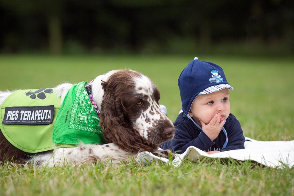 O tym jak fotografuje się dzieci i psy