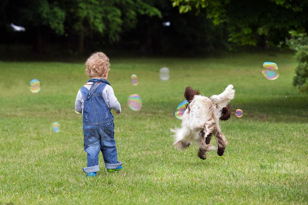 jak fotografuje się dzieci