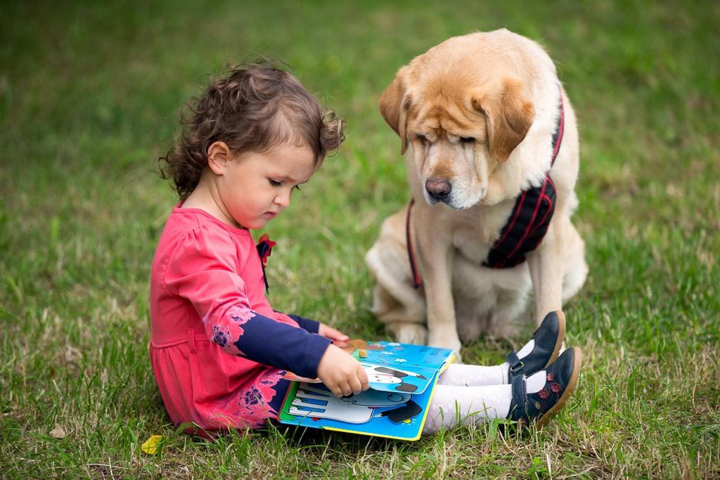 jak fotografuje się dzieci i psy
