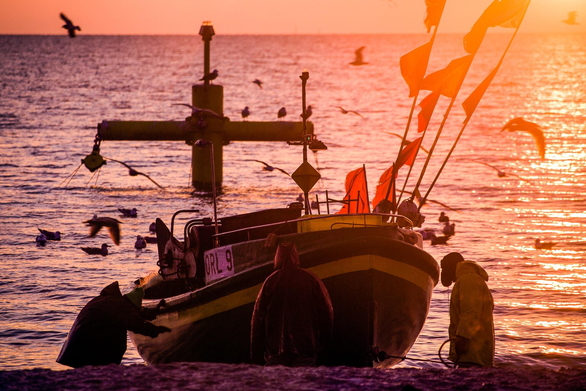 Gdynia-rybacy