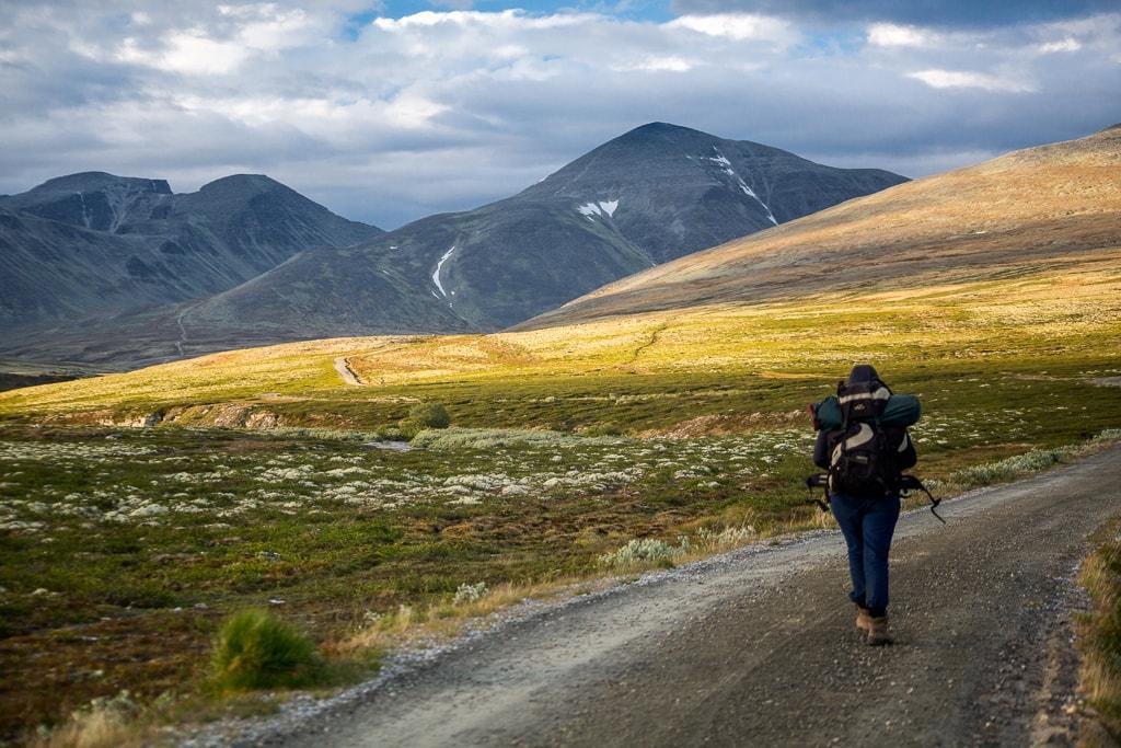 Rondane-Norwegia