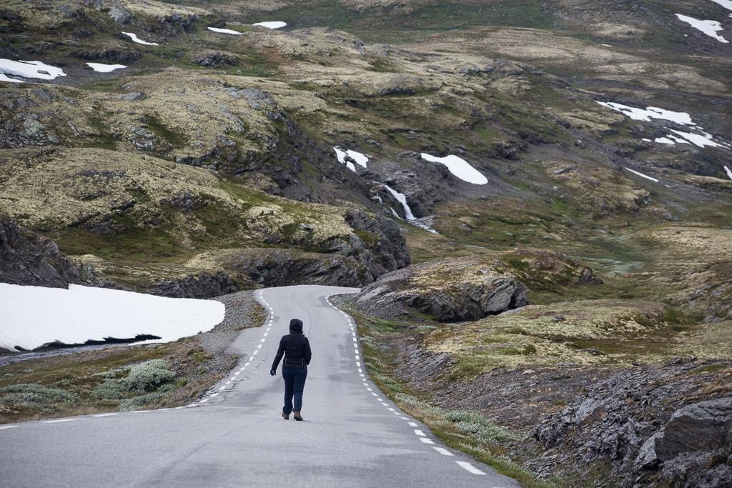 Droga w Norwegii