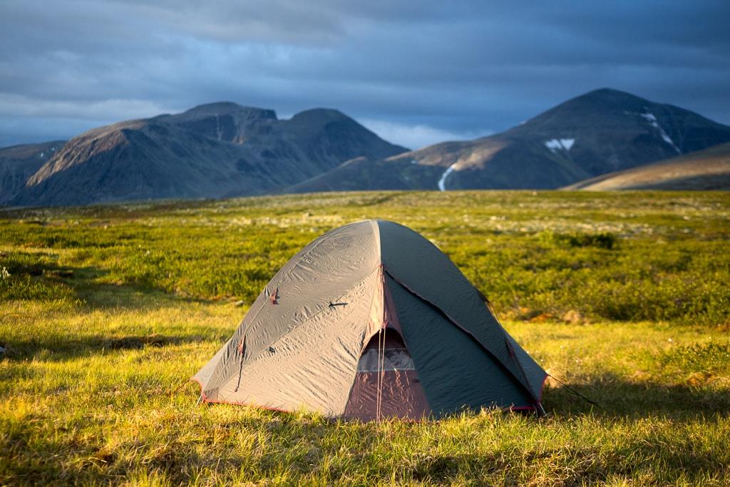 Norwegia-Rondane