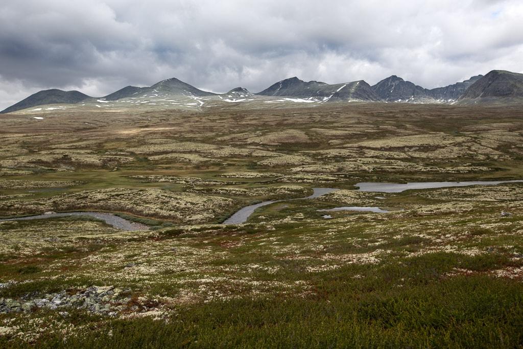 Norwegia-park Rondane