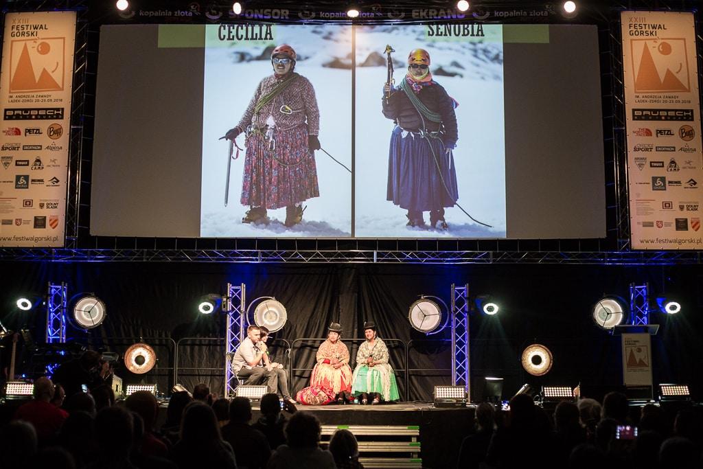 Festiwal Górski-i-Cholitas