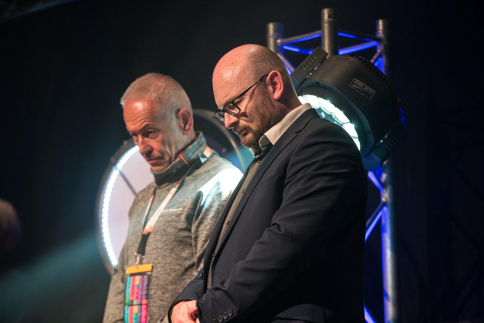 Piotr Pustelnik i Maciej Sokołowski