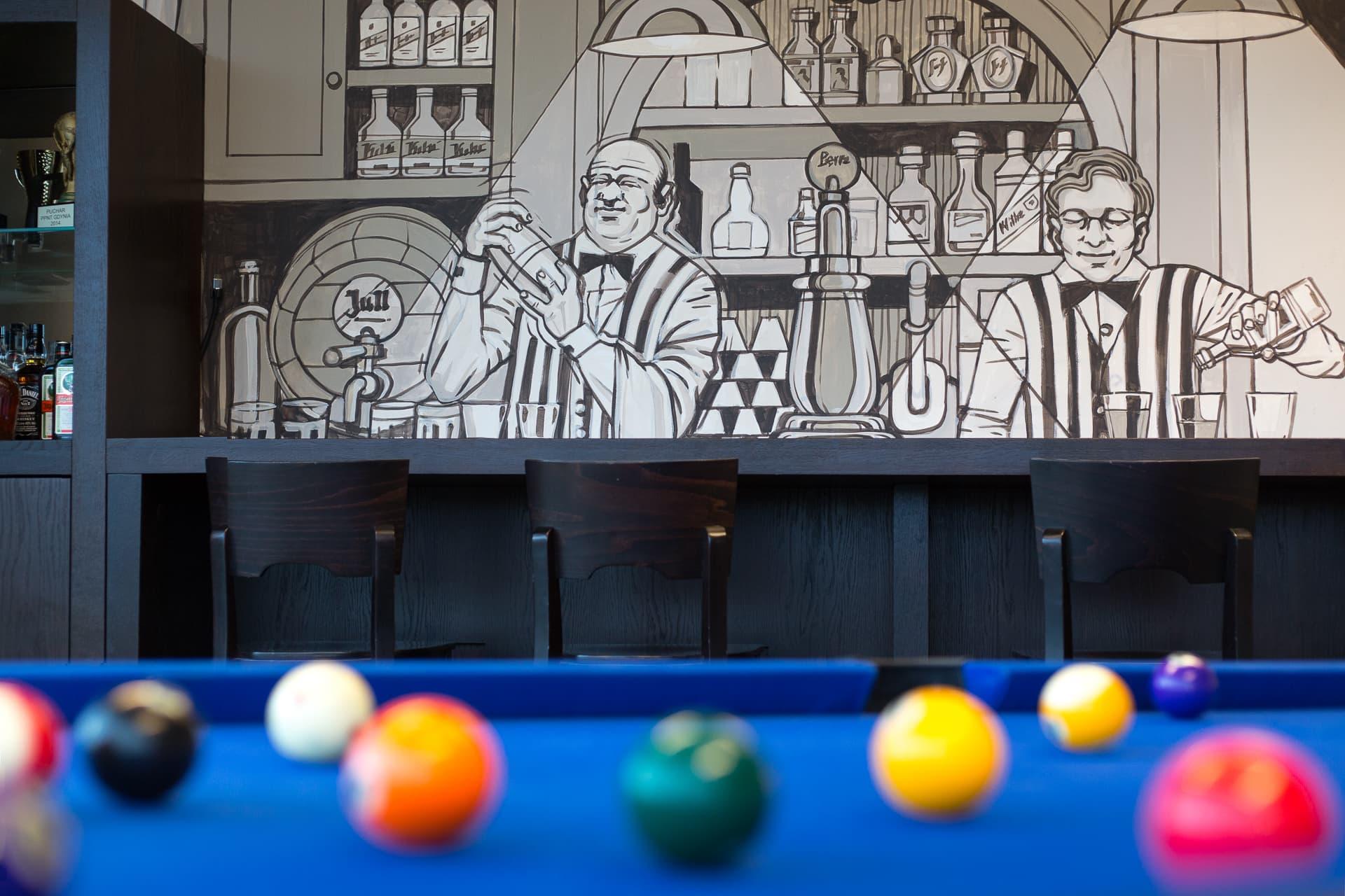 Speednet-Bar Room